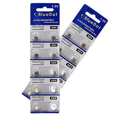 20 x AG4 377A 377 LR626 SR626SW SR66 LR66 Watch button Battery ~ FREE & Fast