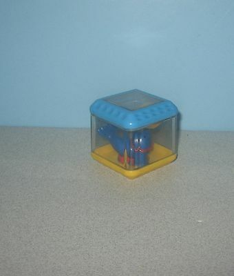 Fisher-Price Peek A Blocks Replacement Circus Seal with Ball on Nose Block