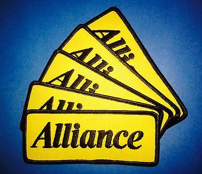 5 Lot Renault Alliance AMC American Motors Car Auto Club Shirt Patches Crests