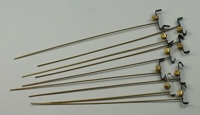 Clock Lever verges set x9 Ansonia clocks pendulum clockmakers parts repairs NEW