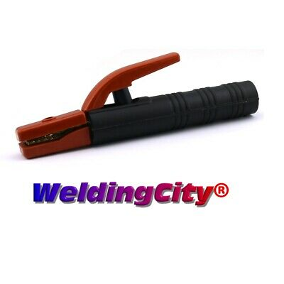 Arc Welding Stick Electrode Holder 300Amp Strong Jaw w/ Parts | US Seller Fast