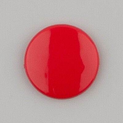 B38 Deep Red KAM Snaps for Cloth Diapers/Bibs/Crafts/Plastic Snap Buttons