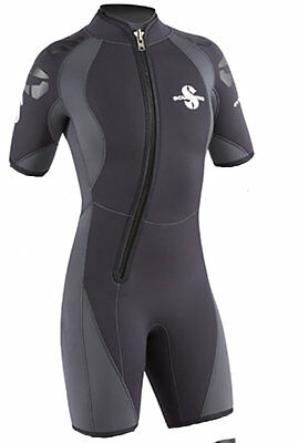 Scubapro Everflex 5/4 Wetsuit Jacket Lady Small                            (mr6)