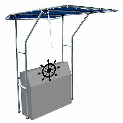 Boat Tee Top for Large Boat T-Top & aluminium tube-Blue Oceansouth Boat T Top US