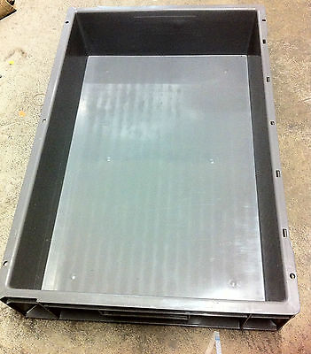 Plastic Storage Box Crate Heavy Duty Industrial Strength PICK UP AVAILABLE