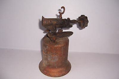 Vintage Turner Brass Works Blow Torch