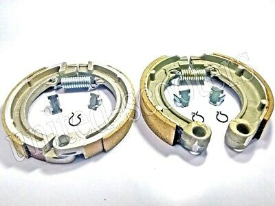 Vespa VBB 8 inches Front and Rear Brake Shoe Jaw Pair New V2210