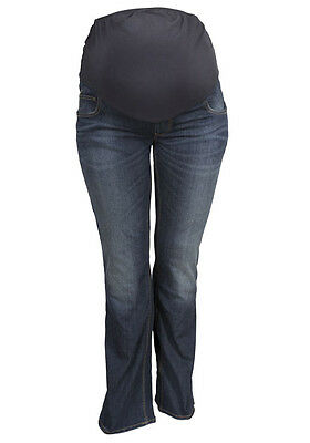 Ex Chainstore Maternity Jeans, Various Lengths and Styles, Over the bump RRP£28