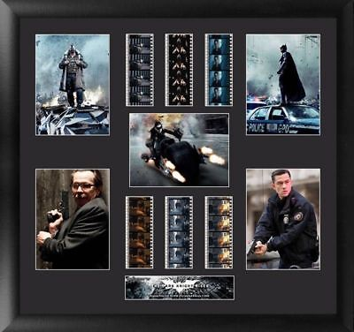 Batman The Dark Knight Rises Montage Limited Edition Mounted Filmcell