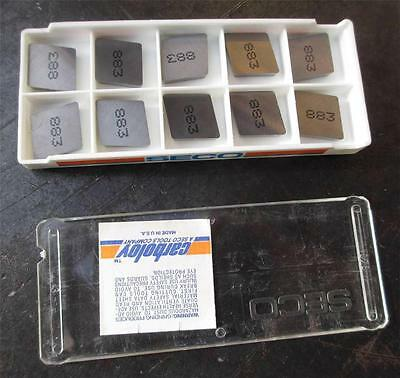 New (10) Seco Cpg 422F Carbide Tool Inserts Grade 883 - Turning Cpgn120308 883