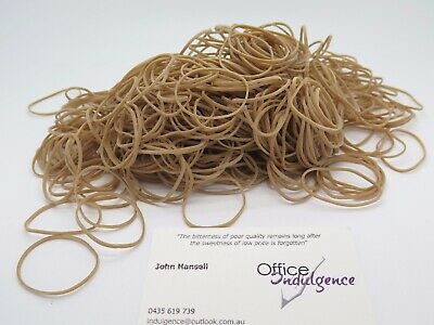 No 14 Rubber Bands 100gm Bag 50mm x 1.5mm 30614 100g