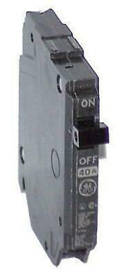 Ge Thqp140 1-Pole Circuit Breaker 120-240 Volt 40 Amp 73031