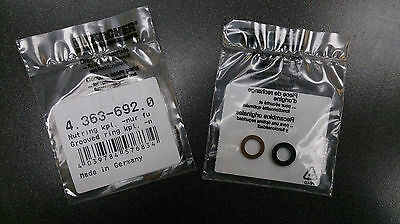 Karcher swivel lance/trigger gun o-rings seal kit suits HD/HDS models (43636920)