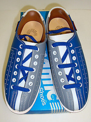 Size 5 Youth  Leather  Lace to Toe Rental Bowling Shoes - NEW- FREE SHIPPING