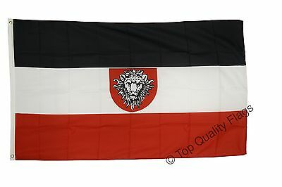 German East Africa FLAG colonial Banner 90x150cm - 5ftx3ft
