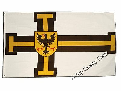 Teutonic Knights Grand Master FLAG  Banner 90x150cm - 5ftx3ft