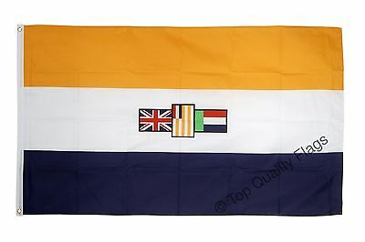 South Africa old FLAG south african Banner 90x150cm - 5ftx3ft