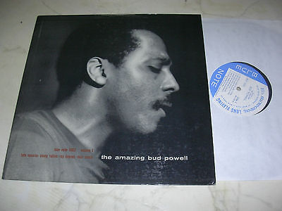 BUD POWELL The Amazing *US BLUE NOTE LEX. AVE ON COVER/47 WEST 63rd ON LABEL