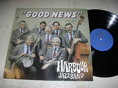 HARBOUR JAZZ BAND Good News *NM* SIGNED !!!!!