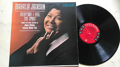 MAHALIA JACKSON Everythime I feel The Spirit US 6eyed