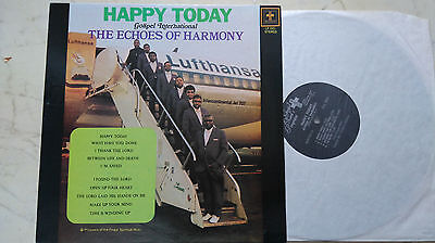 THE ECHOES OF HARMONY Happy Today US ORIGINAL