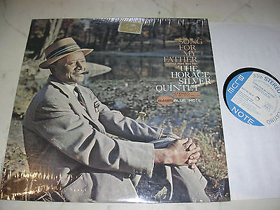 THE HORACE SILVER QUINTET Song For My Father *GERMAN BLUE NOTE BST 84185*NM*