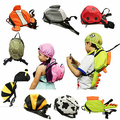 Baby / Kids / Toddler Safety Harness backpack 2-in-1, Kids keeper backpack