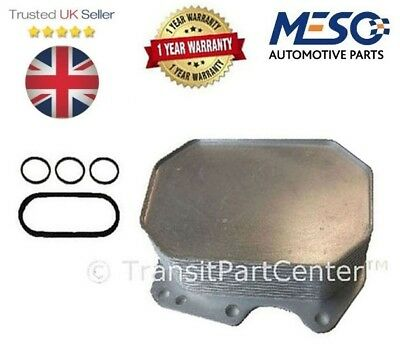 Oil Cooler Radiator With Gaskets Ford Transit Mk7 2006-2013 2.2