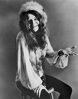 Janis Joplin 8X10 Glossy Photo Picture Image #2