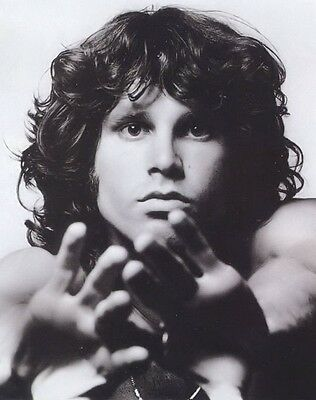 Jim Morrison 8X10 Glossy Photo Picture