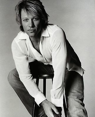 Jon Bon Jovi 8X10 Glossy Photo Picture
