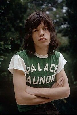 Mick Jagger 8X10 Glossy Photo Picture