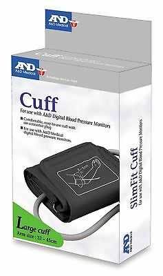 A&D Latex-Free Large Cuff For Blood Pressure Monitors (32-45cm)