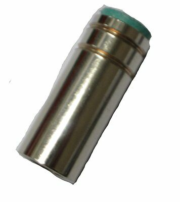 MB25 M2506 MIG WELDING SHROUDS CYLINDRICAL NOZZLE FOR EURO TORCH x 5