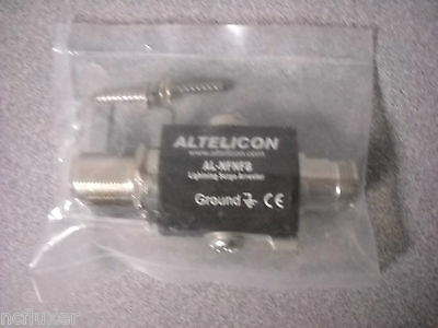 Altelicon Model# Al-Nfnfb-9 Lightning Surge Arrester New!!!