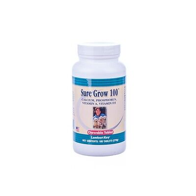 Sure Grow 100 for Puppies & Dogs - 100 count Chewable Tablet - Secret is out!