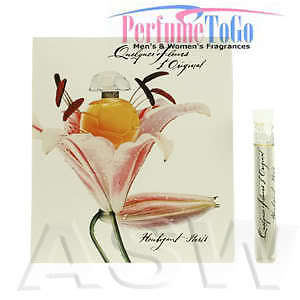 * QUELQUES FLEURS L'ORIGINAL by HOUBIGANT 1 pc of 2.0 ml Vial Sample NEW w/CARD