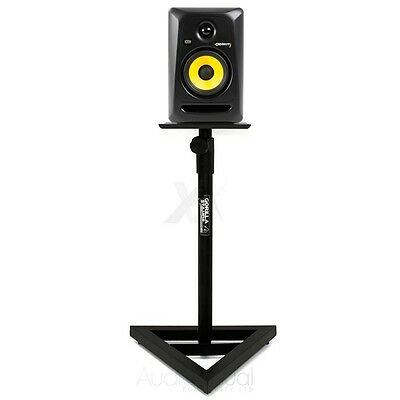 Gorilla® GSM-100 High Quality Hi-Fi Studio Monitor Stand Speaker Floor Stand
