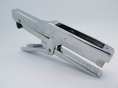 Bostitch P3 Heavy Duty Chrome Plier Stapler P3CHROME*