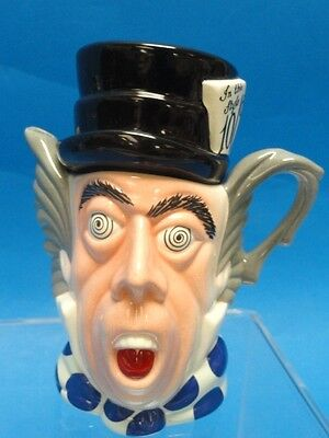 "PAUL CARDEW  MADHATTER TEAPOT 4.5""  * MADE IN ENGLAND"