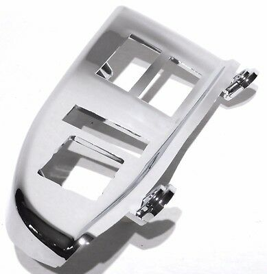window switch panel drivers door 4 hole chrome for Freightliner Century Columbia