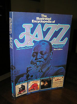 D894_JAZZ,the illustrated encyclopdia - B.Case/S.Britt