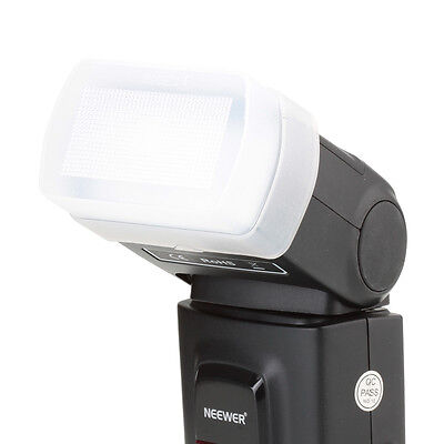 Neewer Flash Bounce Light Diffuser for Canon 580EXII Flash Speedlite UP#08