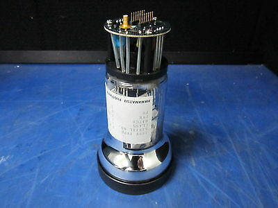 Hamamatsu Photonics Photomultiplier Tube Type R1307-24, PHR 8.1