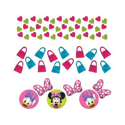 Disney Minnie Mouse Birthday Party Confetti Table Sprinkles