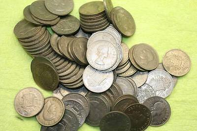 Bulk Halfcrowns Choose The Amount From 10 To 250 Old Coins