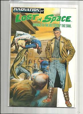 LOST IN SPACE VOYAGE TO THE BOTTOM OF THE SOUL #17 1993 NEAR MINT- 9.2