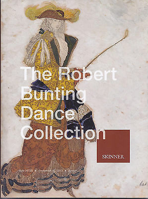 Skinner The Robert Bunting Dance Collection Auction Catalog 2013