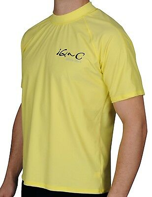 IQ UV 300 Loose Fit Watersport 94 Men (yellow) 648122 NEU !!!