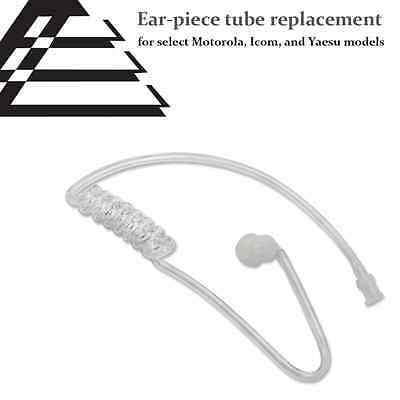 Clear Coiled Acoustic Tube For Earpiece Ra-C101199-Tc Rln6242 Qdat C101199-05